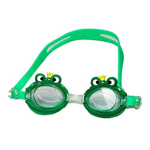 Yibaision Schwimmbrille Sonnenbrillen Kinder Comfort Junge und Mädchen. Alter 2 bis 6 Jahre,100{1f7d66d16442b5a3893d5c7b3ab7b469577a8b4f09a2e24e35d0327d9a1114d2} UV-Schutz. Nützliches Geschenk (,G)
