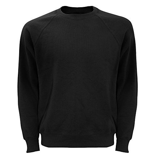 Fruit Of The Loom - Felpa Girocollo Maniche Raglan 280g/mq