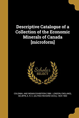DESCRIPTIVE CATALOGUE OF A COL (Cecil Coles)