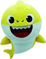 Baby Shark - Peluche Musical Baby Shark (Bandai SS92510)