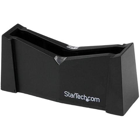 Startech SATDOCK25U - Estación de conexión dock USB 2.0 para discos duros SATA de 2.5