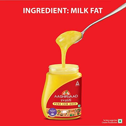 Aashirvaad Svasti Ghee, 500 ml