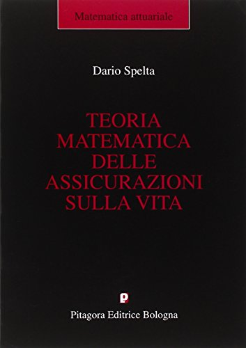 Teoria matematica delle assicurazioni sulla vita