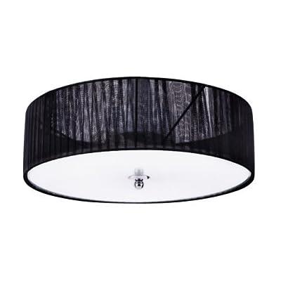 [lux.pro] Lüster Deckenleuchte - Helena - Deckenlampe (3 x E27 Sockel)(12 cm x Ø 40 cm) Zimmerlampe Wohnzimmerlampe von [lux.pro] - Lampenhans.de