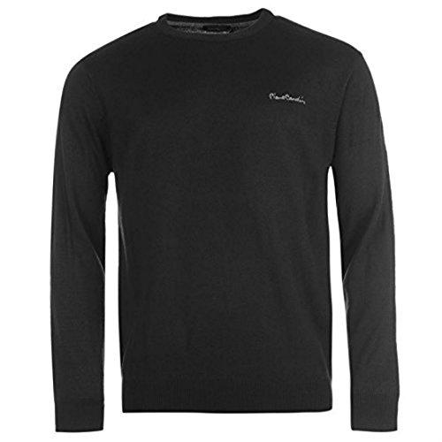 Pierre Cardin - Sweat Pull Homme Taille S (Correspond À Du M) - Noir