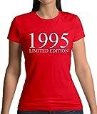Photo de Dressdown Édition Limitée 1995-24 Ans Anniversaire - Femme T-Shirt - 14 Couleur par Dressdown