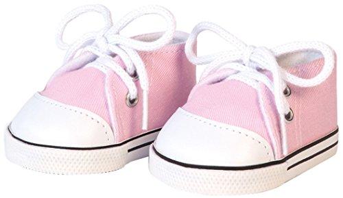 Bayer Design - Zapatos para muñecas, color rosa (73108)