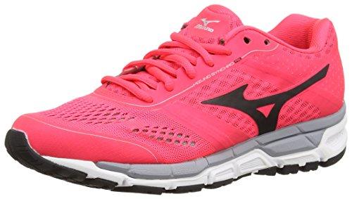 MizunoSynchro Mx - Zapatillas de running mujer, color Rosa, talla 40 1