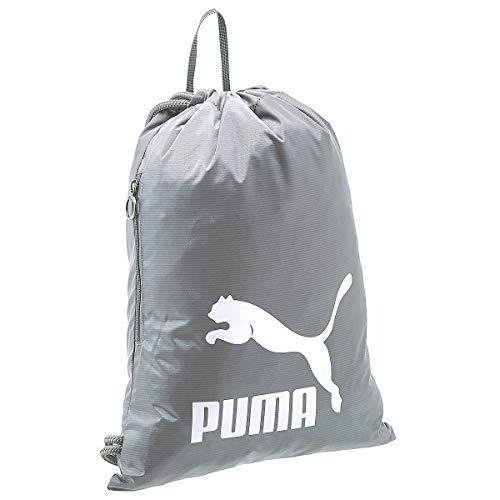 Puma Originals Gym Sac Sportbeutel 49 cm Steel Gray