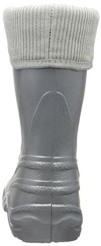 Beck Ultraleicht, Bottes mi-hauteur avec doublure chaude mixte enfant Argent - Silber (15)
