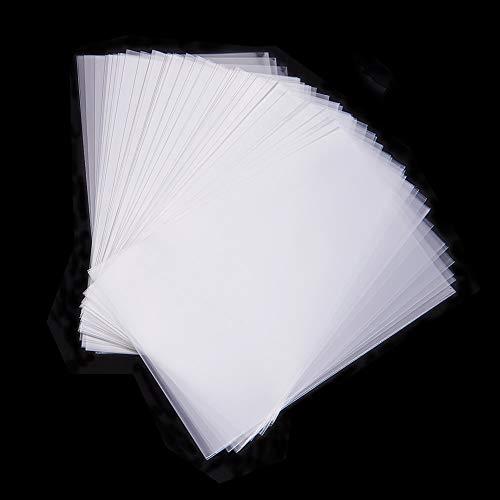 Pandahall elite 600 bolsas celofán 15 x 10 cm, transparente