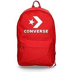 Converse - Mochila Casual Rojo Enamel Red Medium