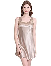 89a5e1968d Amazon.it: Marrone - Camicie da notte / Pigiami e camicie da notte ...