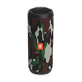 JBL Flip 4 Mono Portable Speaker 16W Multi - Altavoces Portátiles (2.0 Canales, 4 cm, 16 W, 70-20000 Hz, 80 dB, Inalámbrico) (B071YTF5YQ) | Amazon Products