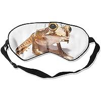 Eye Mask Eyeshade Frog Picture Sleep Mask Blindfold Eyepatch Adjustable Head Strap preisvergleich bei billige-tabletten.eu