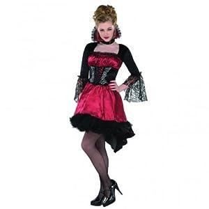 Christy`s 996212 - Disfraz de vampiresa para mujer (adulto)