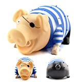 #6: Jainsons Pig Suqeaky Dog Toy For Puppies