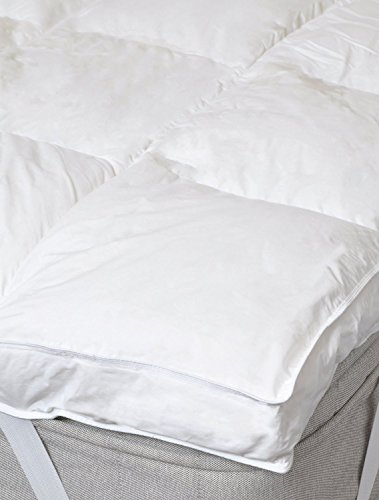 duck-down-feather-mattress-toppers-sleep-beyond-100-cotone-bianco-king