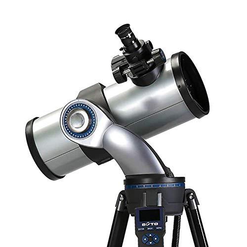 Fbestfish Telescopio astronómico Profesional reflexivo