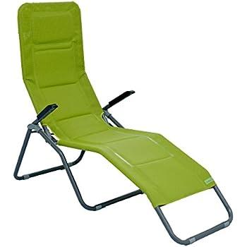 meerweh aluminium luxus gartenliege extra hoch sitzh he. Black Bedroom Furniture Sets. Home Design Ideas