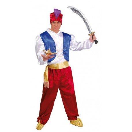 Maharadscha - Kostüm für Herren Gr. M/L, Größe:L