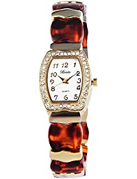 Breda mujer-reloj analógico con mecanismo de cuarzo 100407000009