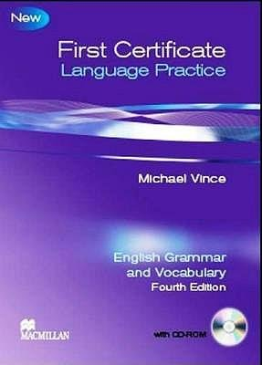 [(First Certificate Language Practice: Student Book Pack with Key)] [Author: Vince Michael] published on (July, 2010)