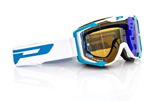 Preisvergleich Produktbild Progrip MX Brille 3404 Multilayered,  Blau,  Größe uni