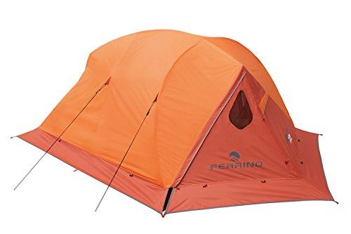 Ferrino manaslu 2 fr tenda, arancione, l
