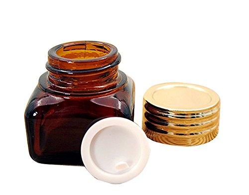 2pcs-15-g-portatile-marrone-barattoli-di-vetro-viso-crema-contorno-occhi-scatole-bottiglie-in-ossido