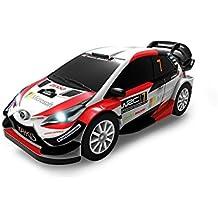 WRC Toyota Yaris Blister Pack Accesorios Slot, Color único (Fábrica de Juguetes ...