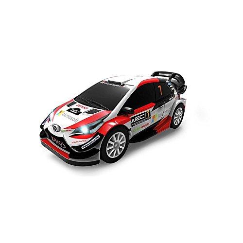 WRC - Accesorios slot, Toyota Yaris Blister, multicolor (Fábrica de Juguetes 91202)