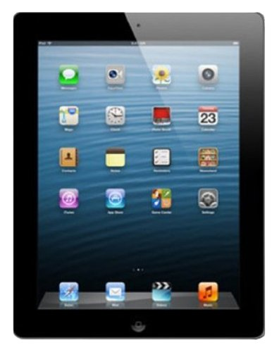 Apple iPad MC773LL/A Tablet (16GB, 9.7 Inches, WI-FI) Black, 512MB RAM Price in India