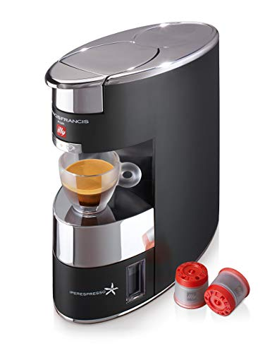 Illy - Francis Francis X9 IperEspresso Machine à café - Noire