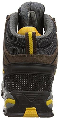 CMP  Rigel, Chaussures de trekking et randonnée homme Braun (CHOCOLATE Q935)
