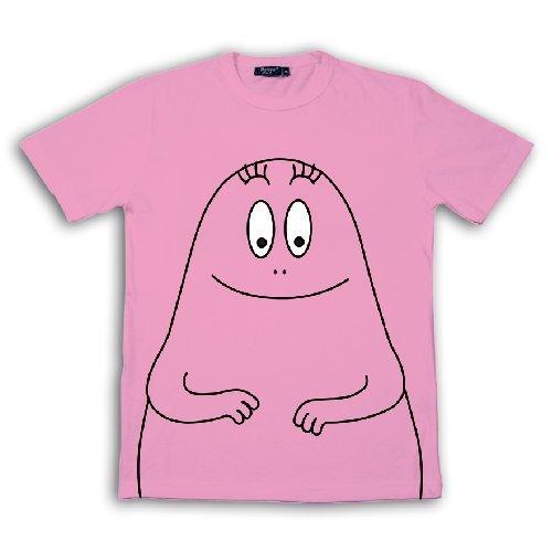 Barbapapa' - t-shirt compresse bambino - barbapapa' (taglia s)