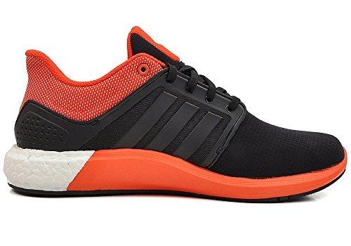 factory authentic 3b902 fa254 ... Adidas M Boost Chaussures Blanc De Course Noir Schwarz Rouge Solar  1U1qrwa6 ...