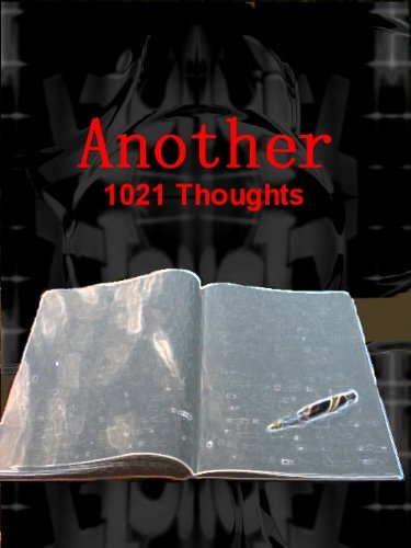 Another 1021 Thoughts (The Birth of an Artist Book 2) (English Edition) (Geist Künstler-edition)