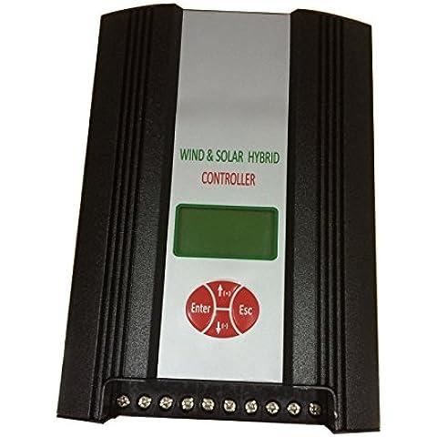 Tumo Int Viento y Solar Híbrido Controlador (1000W 48V)