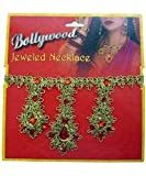 Rubies - Collar de Bollywood, talla única (9544)