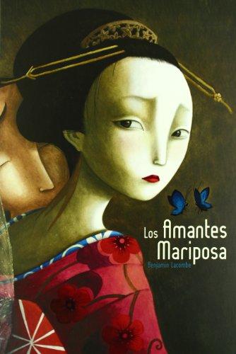 Los amantes mariposa (Albumes) por Benjamin Lacombe