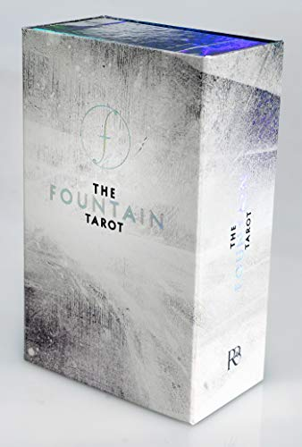 The Fountain Tarot: Illustrated Deck and Guidebook (Werte-karten-deck)