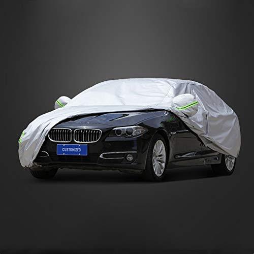 Car Cover atmungsaktiv wasserdicht im Freien Winddicht staubdicht UV-Schutz Full Car Cover