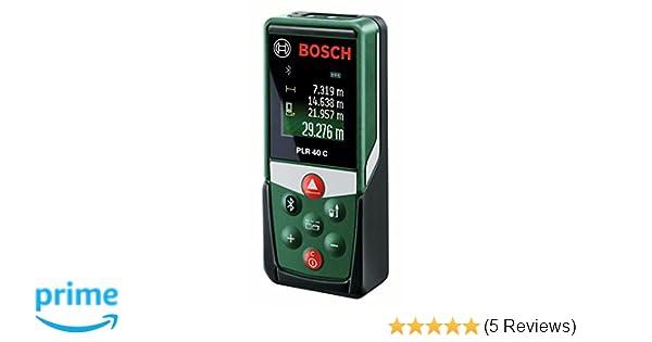 Bosch Entfernungsmesser Mit Wasserwaage : Bosch laser entfernungsmesser plr c aaa batterien