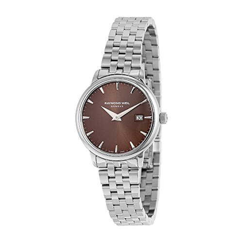 RAYMOND WEIL WOMEN'S STEEL BRACELET & CASE SWISS QUARTZ WATCH 5988-ST-70001