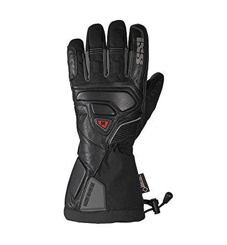 IXS Glove Arctic Black L