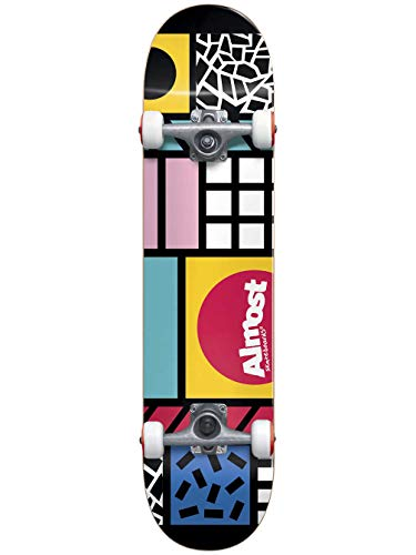 Almost Skateboard Complete Deck New Wave 7.5