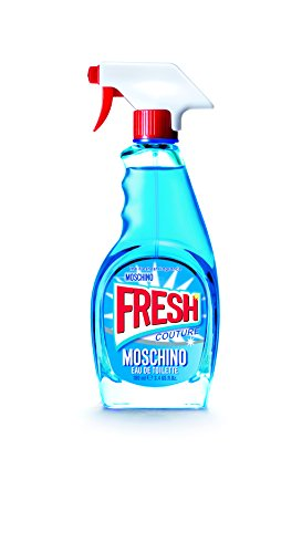 Moschino fresh couture, eau de toilette, 100 ml