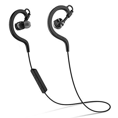 Auricolare Sport, Syllable D700-2017 la Nuova Versione Auricolari Wireless Cuffie Bluetooth 4.1 con microfono per iPhone 6/6S 5S//5/4S, Samsung Smartphone Tablet, ecc