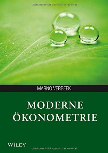 Moderne Ökonometrie by Marno Verbeek (2014-11-05)